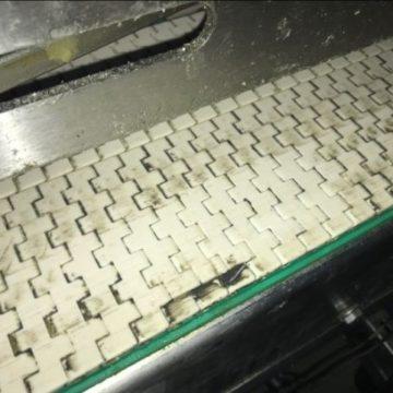 Очистка конвейерной ленты